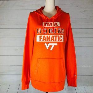 Virginia Tech Fanatic Hoodie Size Women's XL